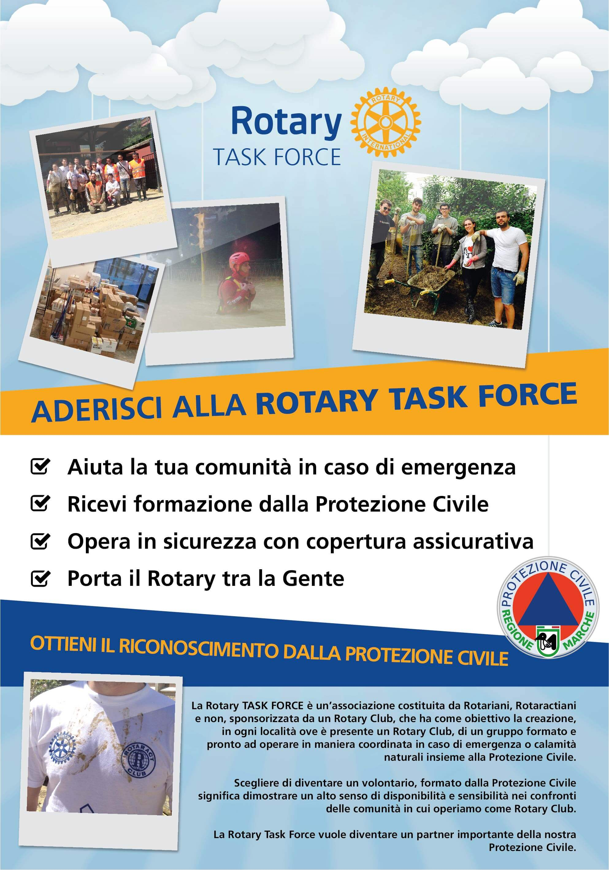 Rotary Task Force