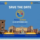 Rotary in Fiera | 24-25 Settembre 2016