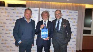 I reportages d'autore di Ludovico Scortichini al Rotary Club Senigallia