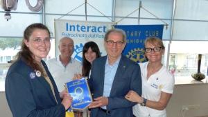 Il Rotary Senigallia promuove il Programma RYE di scambio giovani.