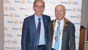 L'ing. Massimo Spadoni Santinelli è il nuovo presidente del Rotary club Senigallia